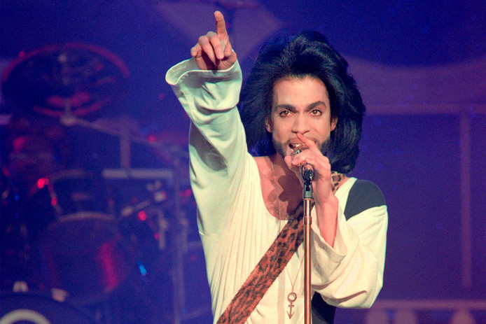 Prince in 1990.
