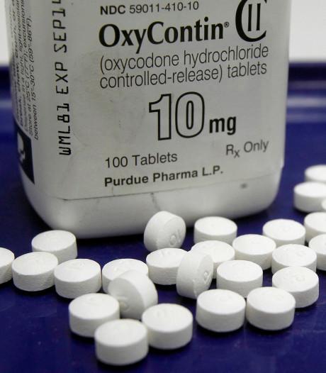 Hoofdrolspeler opiatencrisis VS vraagt faillissement aan