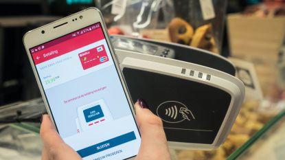 Contactloos betalen wordt ook mogelijk met smartphone (maar niet met iPhone)