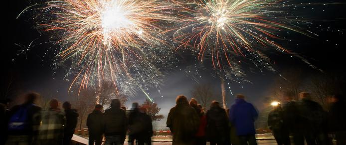 De provincie zette een streep door de vuurwerkshow van dinsdagavond op de kermis in Boxtel.
