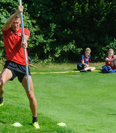 Profclub Excelsior Rotterdam gratis te gast in Twente: 'Iedereen werkt mee'