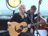 Intiem concert Ilse DeLange op Euromast