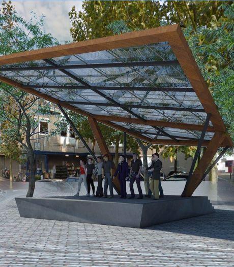 Huissense buitenpodium Odeon mag eindelijk volop gebruikt worden