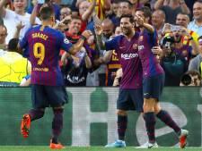 Messi naast Raúl met goal in 14e CL-seizoen op rij
