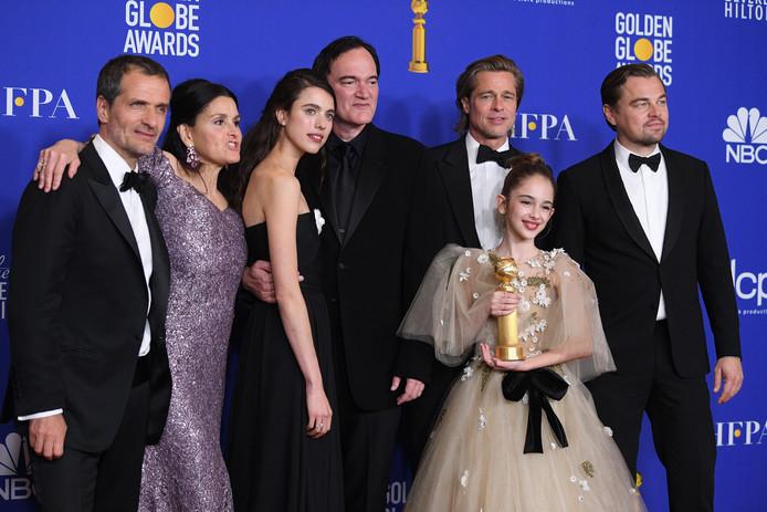 De award voor de film Once Upon A Time... In Hollywood.