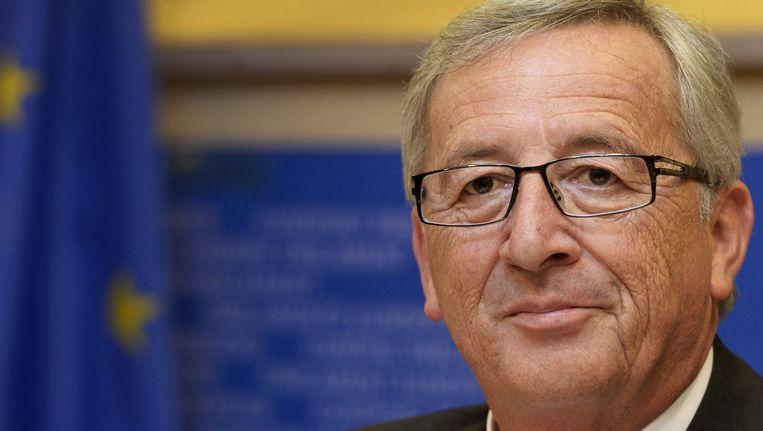 Voorlopig houdt de parlementaire alliantie rond Commissievoorzitter Jean-Claude Juncker stand.