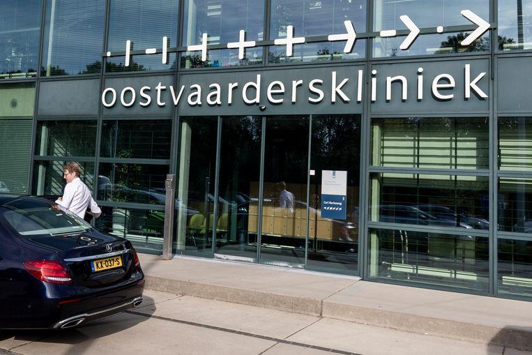 Oostvaarderskliniek in Almere.  Beeld Novum RegioFoto