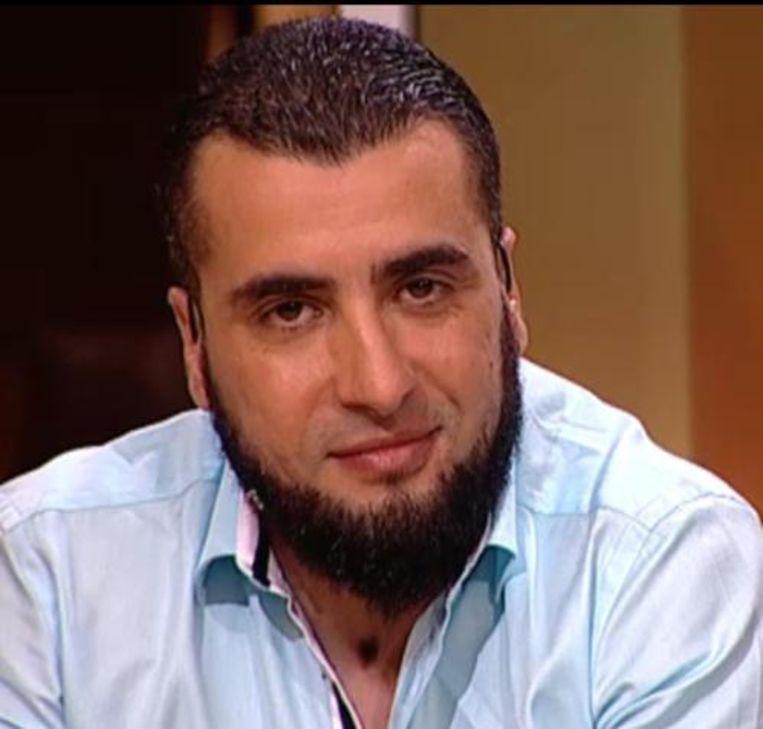 De omstreden prediker Ali Houri.
