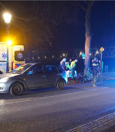 Veel verkeershinder na botsing in Deventer