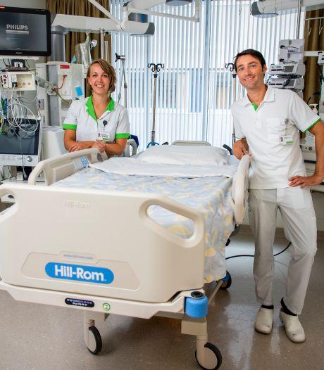 IC-buddies in Groene Hart Ziekenhuis staan klaar voor tweede coronagolf: dit is wat ze doen
