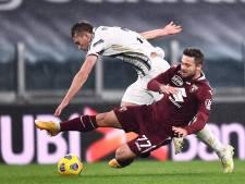 Juventus en De Ligt komen met de schrik vrij in derby, zege Inter