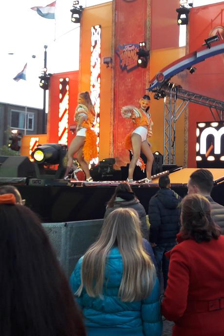 Binnenstad van Arnhem vol met Koningsnacht-vierders