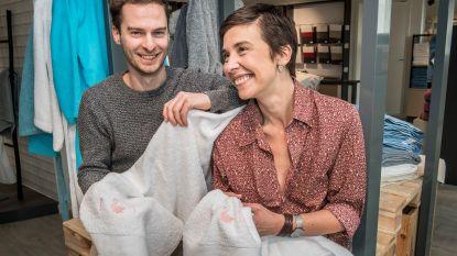 Pittems badlinnenproducent lanceert 'Hotel Römantiek'-handdoeken