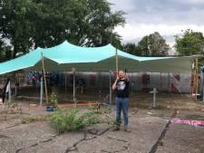 Storm, diefstal, vandalisme en corona: crowdfunding moet stadsstrand Beachy er bovenop helpen