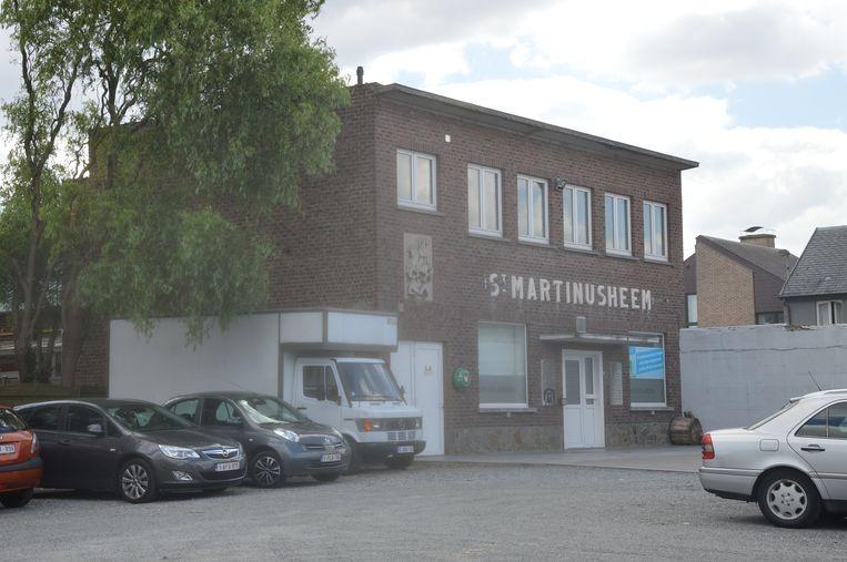 Het Sint-Martinusheem in Kerksken.