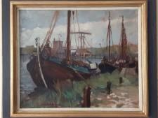 Museum Nijkerk legt hand op vergeten doek van Arkersluis
