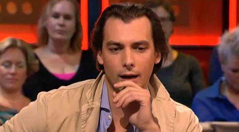 Thierry Baudet Beeld null