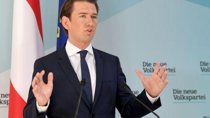 Alle FPÖ-ministers stappen uit regering
