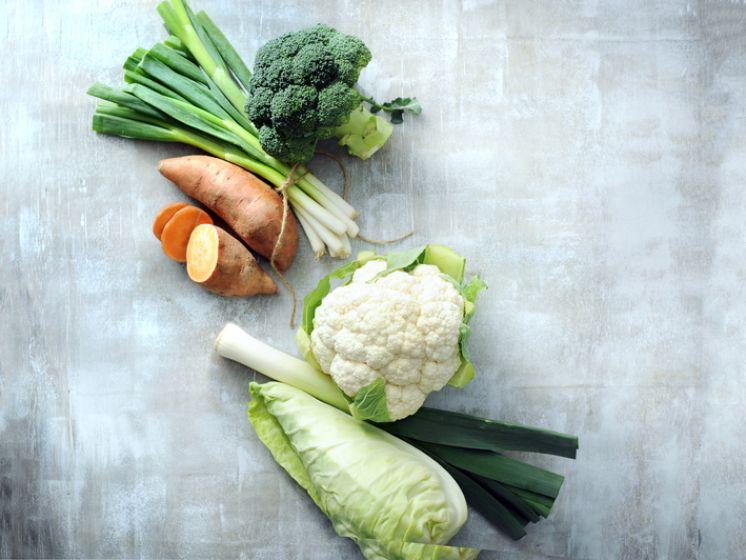 5 x Supergezonde (en lekkere) groente