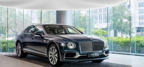 Plankgas door de crisis met de Bentley Flying Spur