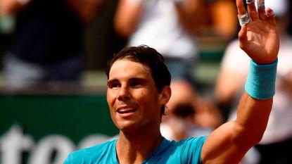 Nadal stoomt door naar achtste finales in Parijs - Ook Serena Williams door naar volgende ronde waar Sharapova wacht