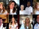 100 BN'ers zingen lied tegen corona