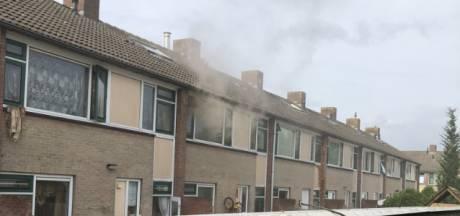 Brand in woningen Papendrecht: mogelijk dode en zwaargewonden