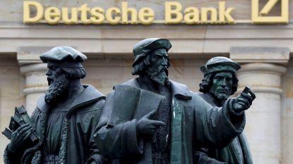 Boete van 630 miljoen dollar voor Deutsche Bank voor witwassen van Russisch geld