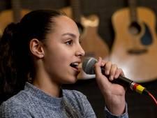 Sanna uit Hoenderloo (15) doet mee met 13 The Musical