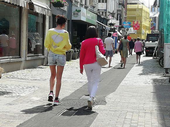 De Winkelwandelstraat wordt volgend jaar een stuk aangenamer voor bezoekers.