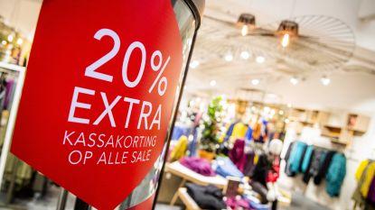 Modewinkels hebben goede eerste maand achter de rug sinds heropening