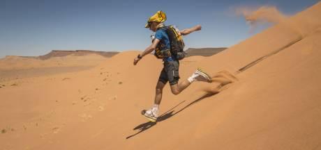 Wouter de Vries gebutst naar tweede plaats in trail van 70 kilometer