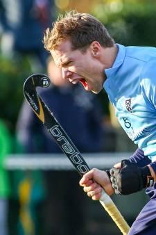 Hockeyers Nijmegen op rozen na thriller bij Push