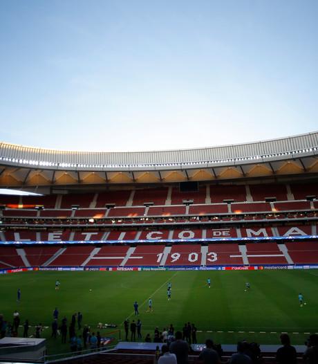 Tweede kapitaalinjectie in twee jaar voor Atlético Madrid