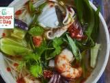 Bún mắm (Vietnamese gumbo)