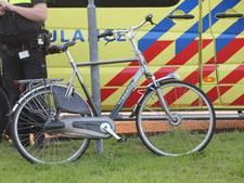 Fietser gewond na aanrijding in Wierden