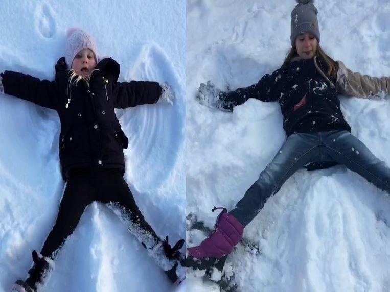 Sneeuwengelen