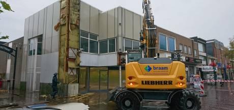 Adieu Aktiesport: sloop hoekpand Peperstraat is begonnen