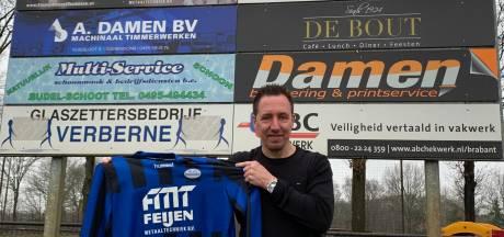 Ronny Everaerts verlengt zijn verblijf bij koploper FC Cranendonck