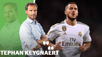 """Onze chef voetbal na negen matige prestaties Hazard met Real: """"Plus est en vous, Eden"""""""