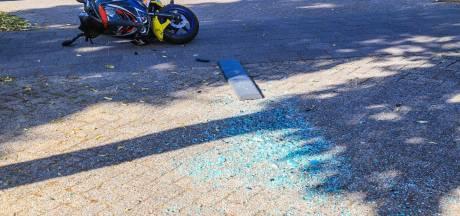 Scooterrijder gewond bij aanrijding door busje in Helmond