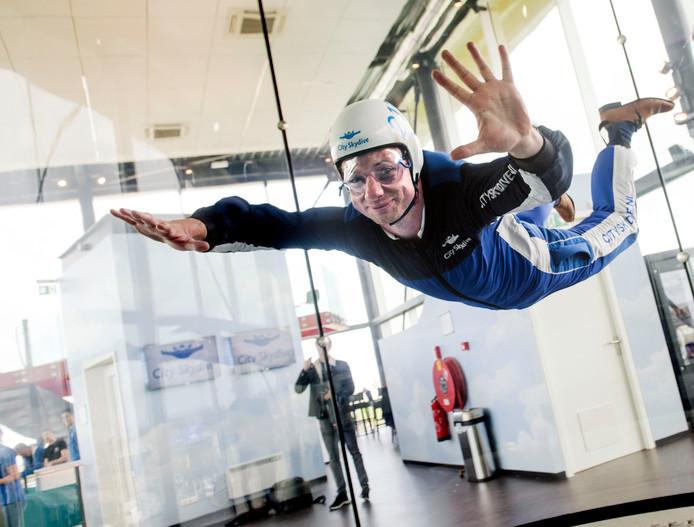 City Skydive opent morgen de deuren voor publiek.