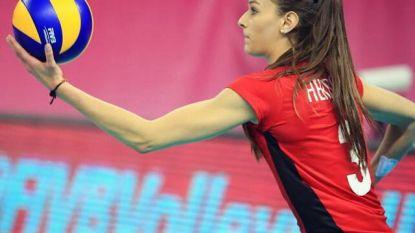 """Britt Herbots (20) scheert hoge Europese volleybaltoppen: """"Ik voel me thuis in Zoutleeuw, Sint-Truiden én Milaan"""""""