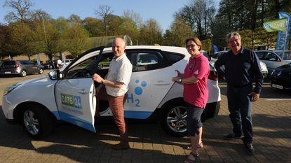 Inwoners maken kennis met milieuvriendelijke voertuigen