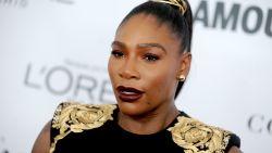 Zo gigantisch is de trouwring van Serena Williams