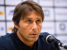 Conte: Als je de titel wilt winnen, moet je dure spelers kopen