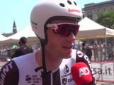 Interview Stamsnijder etappe 21