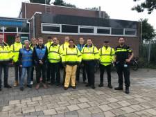 Wijkagent Gorinchem-Oost traint buurtpreventie