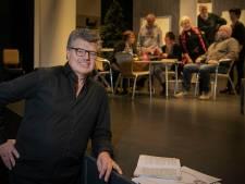 Jan Smolders gaat van de planken naar de coulissen in Hooge Mierde