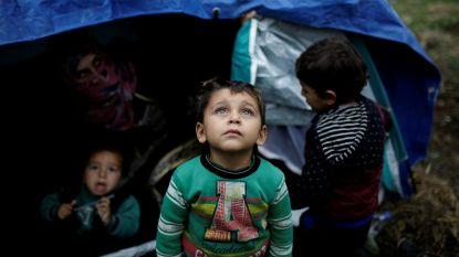Minder migranten in de kampen op Egeïsche eilanden